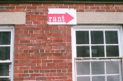 RANT, this way By Nesster on flickr