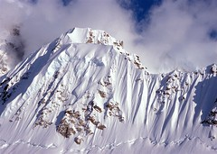 Snow Fluting (photo61guy) Tags: snow nature alaska landscape climbing mountaineering denali denalinationalpark blueribbonwinner justlikeheaven 25faves flickrenvy diamondclassphotographer flickrdiamond theperfectphotographer absolutelystunningscapes flickrbestpics peachofashot