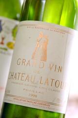 1998 Ch. Latour, Pauillac