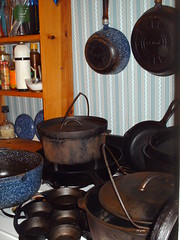 Cast Iron Cookware 1