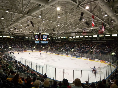 Germain Arena Florida Everblades