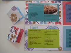 Brownie Recipe Cards