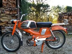 text ciclomotor: