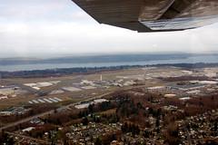 DSC_0015 (Netsirksmada) Tags: arlington photography flying washington adams kristen skyhawk cessna everett 172 aerials painefield