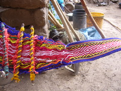 Huaynacotas ceinture