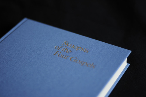 Synopsis of the Four Gospels 1