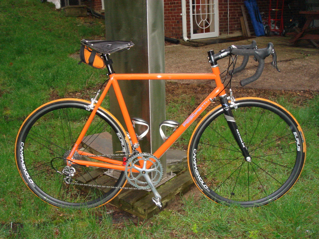 Steel Bikes here! - Page 21 - Bike Forums