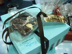 Win a box of handmade brownies