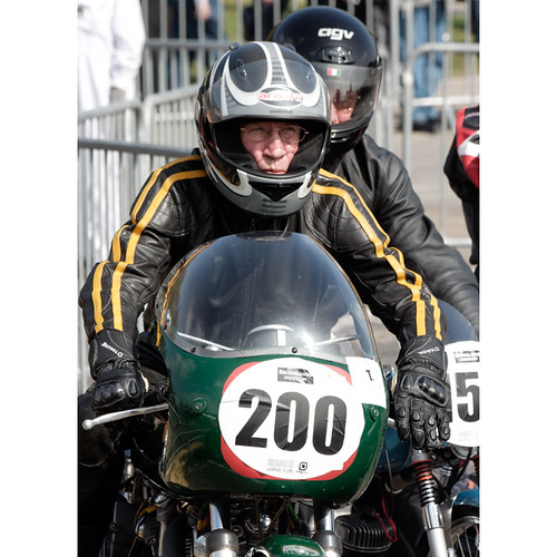 Brooklands motorcycle centenary