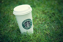 STARBUCKS COFFEE (Faris .M) Tags: green grass by marina mall nikon ad taken starbucks 105 f28 d300 fares