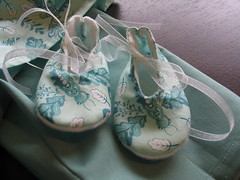 Dragonfly Infant Booties