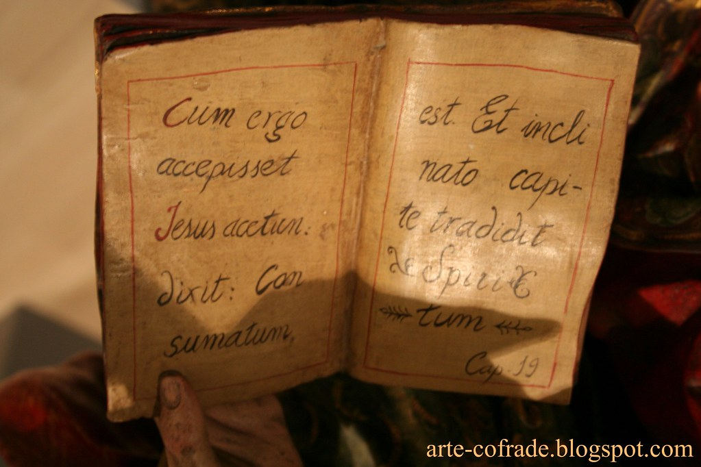 Libro de San Juan Evangelista
