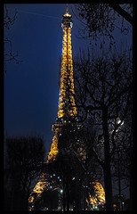 Eiffel Tower (ag&ph2010) Tags: eiffeltower toureiffel paris champsdemars france frenchmonuments nightphotography