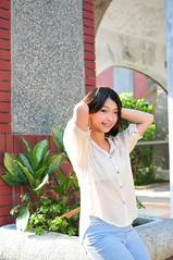 Bebe0013 (Mike (JPG直出~ 這就是我的忍道XD)) Tags: bebe 台灣大學 d300 model beauty 外拍 portrait 2013