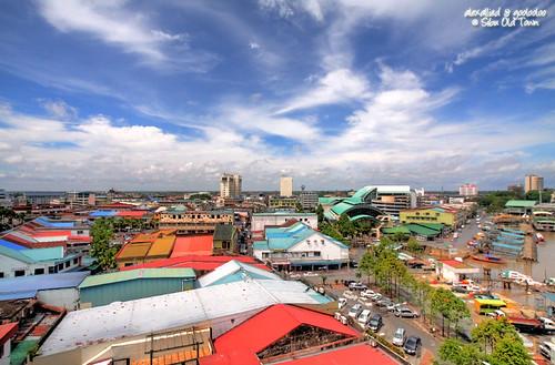 Sibu Old Town