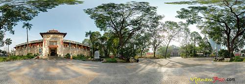 History Museum HCMC, Vietnam