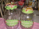 Pote bolacha (lollyart) Tags: eva biscuit infantil casamento enfeites festas maternidade lembrancinhas