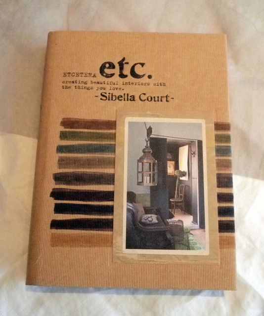 Etcetera by Sibella Court, front cover