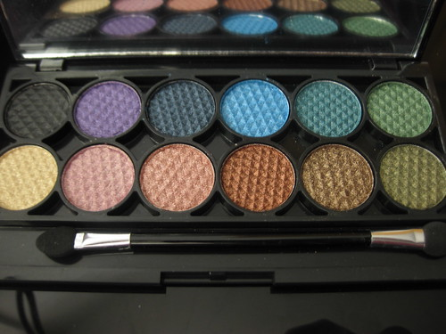 Sleek Original Palette