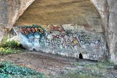Graffiti 1 HDR