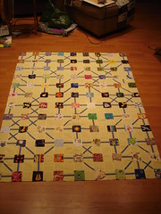 Once Upon a Time quilt