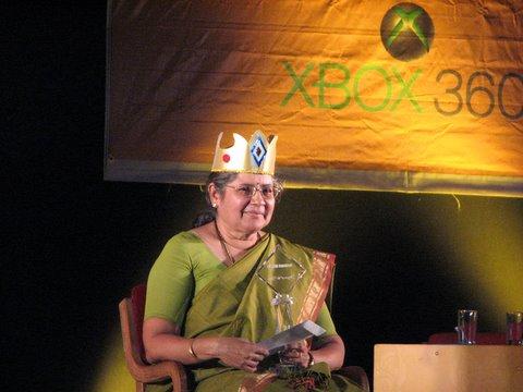 Sushila Kamath, individual winner