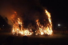 Brockham Bonfire 2007 - #8