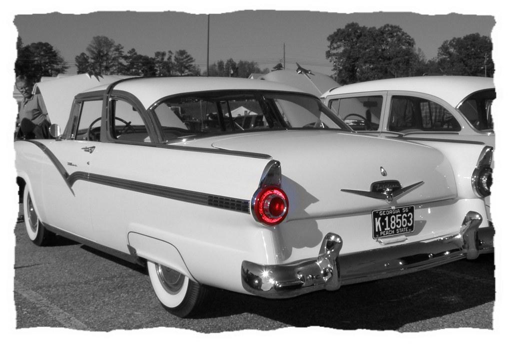 1956 Ford Crown Victoria 2 Door Hardtop