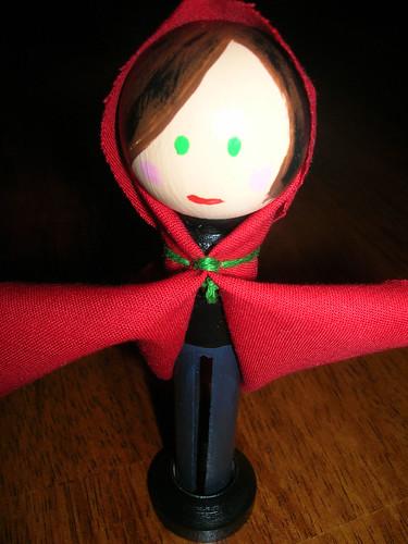 A Modern Red Riding Hood