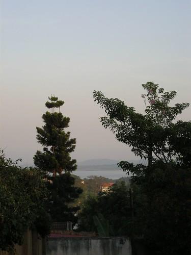 Lac Victoria, vue