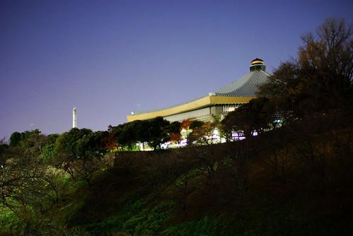 Nippon budoukan 02f 日本武道館.JPG
