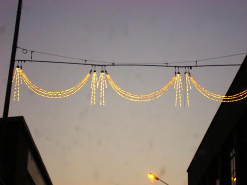 Les lumières de Noël, Argenteuil