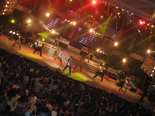 NYE Countdown Concert