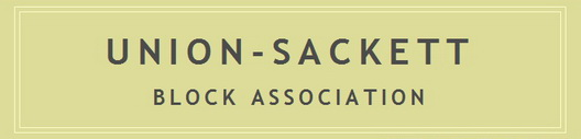 Union-Sackett Block Assocation