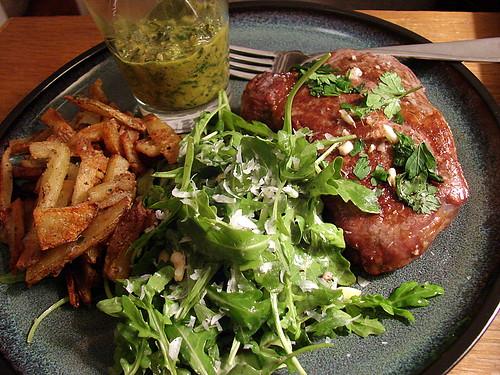 Dinner:  January 13, 2008