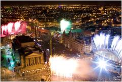 Liverpool Capital of Culture 2008 - Peoples Launch #2 (petecarr) Tags: city longexposure night liverpool fireworks 2008 capitalofculture radiocitytower