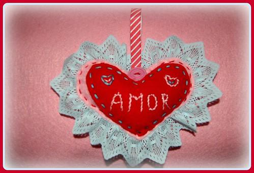 amor valentine stuffie