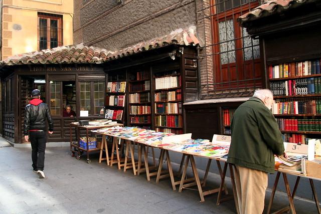 libros en madrid