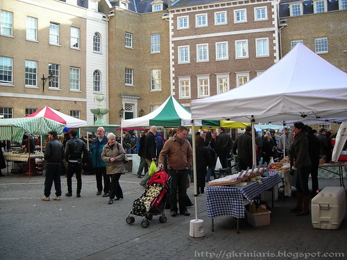Richmond's open market