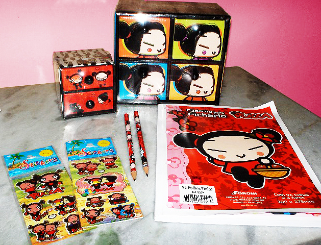 I Love Pucca!