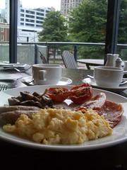 breakfast@Copthorne Hotel