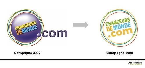 Logos changeurs de monde