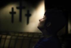 Meditation…worship (Tonym1) Tags: church praying