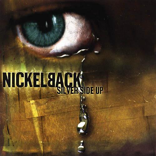 nickelbackSilverSIdeUp