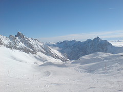 Alps (takamba) Tags: germany skiing zugspitze