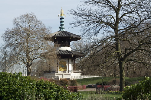 London Peace Pagoda