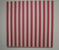 At the museum - Daniel Buren (catheadsix) Tags: moca museumofcontemporaryart danielburen abstractminimalism conceptualartist collectingcollections