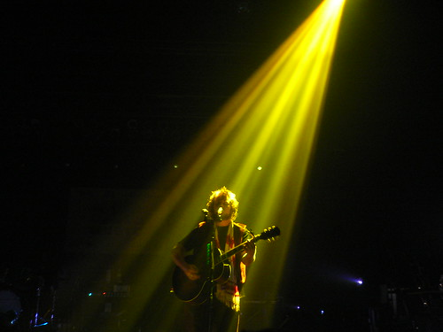My Morning Jacket @ Austin Music Hall, SXSW 2008 - 'Golden'