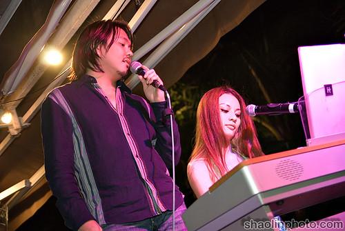 Reymee and Hannah Tan at Somo