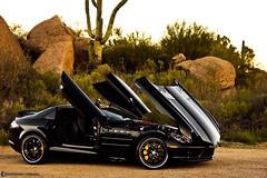 Modified Mercedes-Benz SLR McLaren (Desert-Motors Automotive Photography) Tags: arizona slr cars mercedes benz automotive mclaren scottsdale